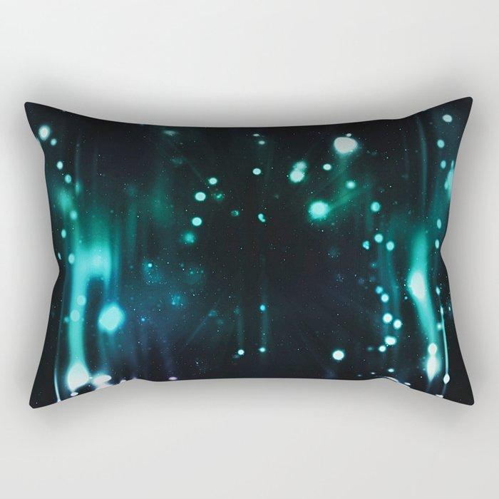 Space Art #4 Rectangular Pillow