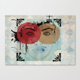 121.b Canvas Print