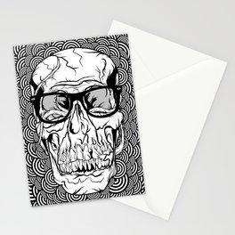 'BRAINWASHED' PRINT 2009 Stationery Cards