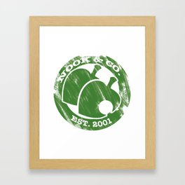 Nook & Co. Framed Art Print