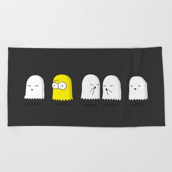 Bart Beach Towel