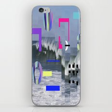 Geometric Wavez iPhone & iPod Skin