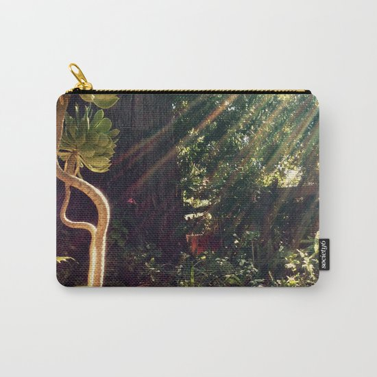 Sunshine on succulents Carry-All Pouch