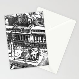Baltimore Penn station Stationery Cards