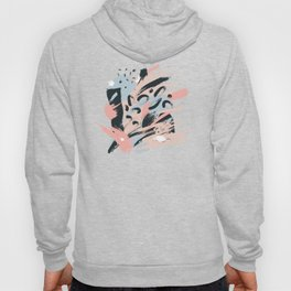 Pastel abstraction I Hoody