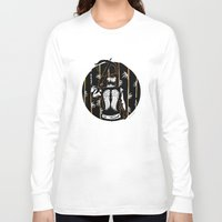 daryl dixon Long Sleeve T-shirts featuring Daryl Dixon by Lydia Joy Palmer