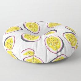 Passion fruit Floor Pillow