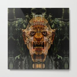 Soulless Corpse Metal Print