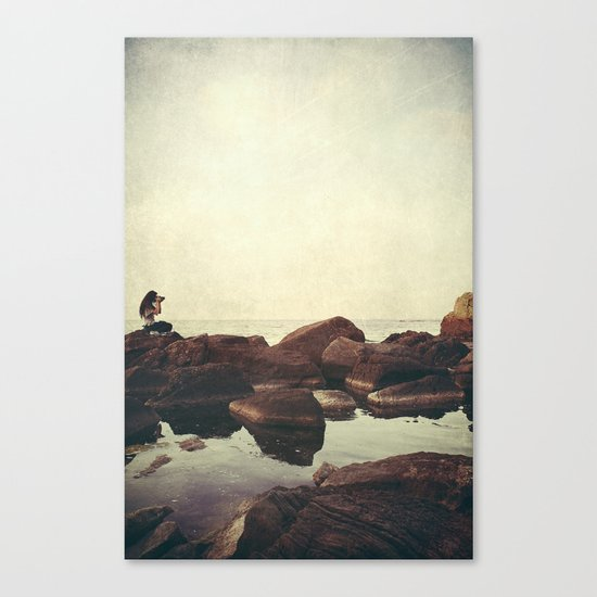 She Canvas Print