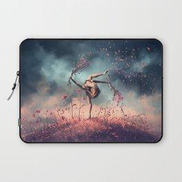VIRGO from the Dancing Zodiac Laptop Sleeve