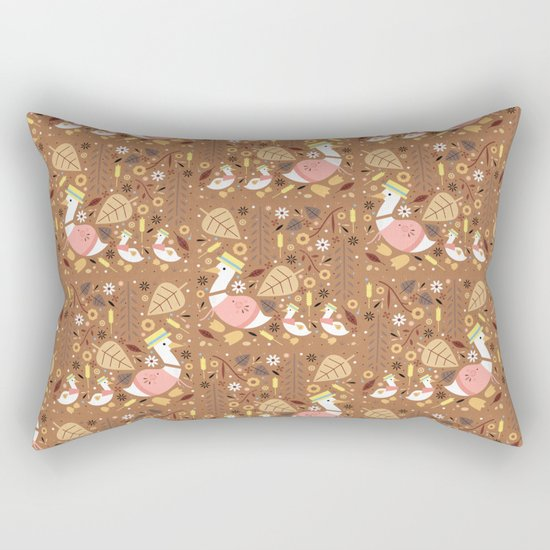 Puddleducks Rectangular Pillow