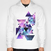 cosmos Hoodies featuring cosmos  by artic