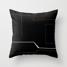 Bourne Throw Pillow