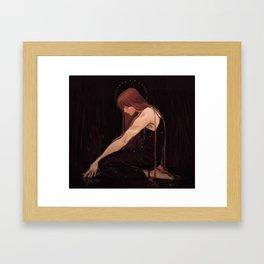 Nyx Framed Art Print