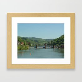 Heidelberg Germany Framed Art Print