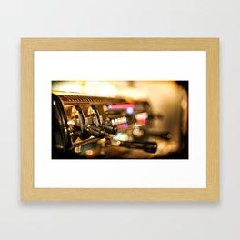 expresso Framed Art Print