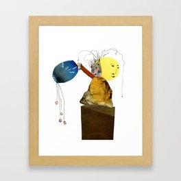 Water Spout  Framed Art Print