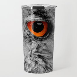 ORANGE OF MY EYE Travel Mug