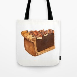 Pecan Pie Slice Tote Bag