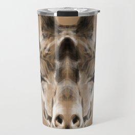 Giraffe Sym Travel Mug