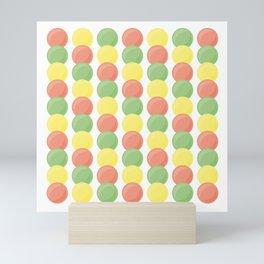 Sweet Marbles Mini Art Print