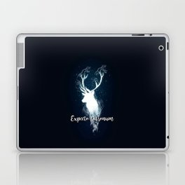 Expecto Patronum Laptop & iPad Skin