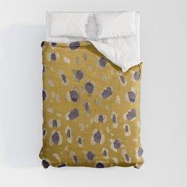 Leopard Animal Print Glam #10 #pattern #decor #art #society6 Comforters