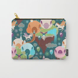 Fantasy Islands Carry-All Pouch