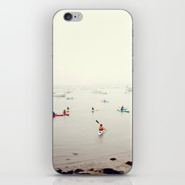 kayak iPhone Skin