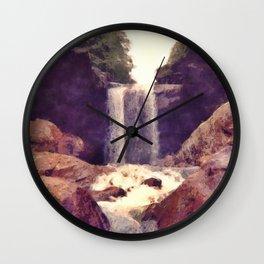 Kentucky Waterfall Wall Clock