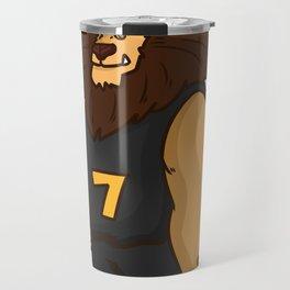 Basketball Sport Basket Ball Gift Travel Mug