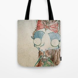 Velvetesque Dolls • Victorian Collection #2A Tote Bag