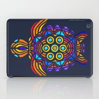 turtle iPad Cases featuring Turtle by ArtLovePassion