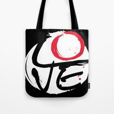 LOVE CYCLE Tote Bag
