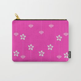 All girls love pink Carry-All Pouch