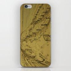 Beacons Sketch iPhone & iPod Skin