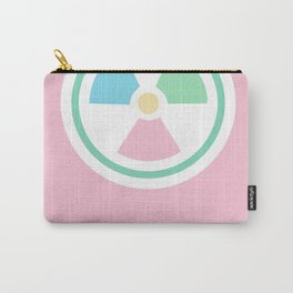 Radioactive Pastels Carry-All Pouch