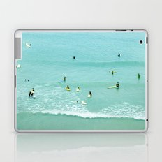 Surfing vintage. Summer dreams Laptop & iPad Skin