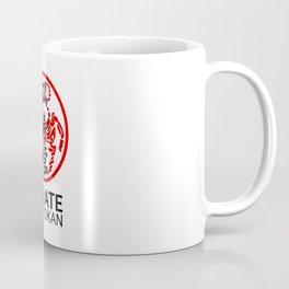 Shotokan Karate Symbol and Kanji Coffee Mug