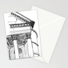 The Pantheon, Rome Stationery Cards
