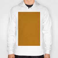 ginger Hoodies featuring Ginger by List of colors