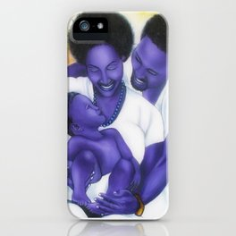 Royal Family iPhone Case