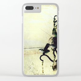 Manoir [experience 3] Clear iPhone Case