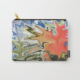 Straight From The Heart Carry-All Pouch