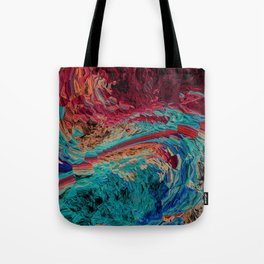Bright Ambition Tote Bag