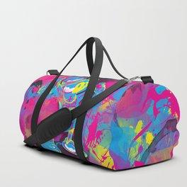 Cartoon Kid – But Why Duffle Bag