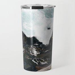 The Ocean Calls (Spring) Travel Mug