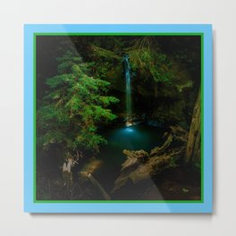 Big Basin Redwood State Park, Boulder Creek, CO Metal Print