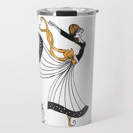 Sophia Butterfly Dancer Travel Mug