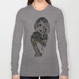To try and make amends Long Sleeve T-shirt